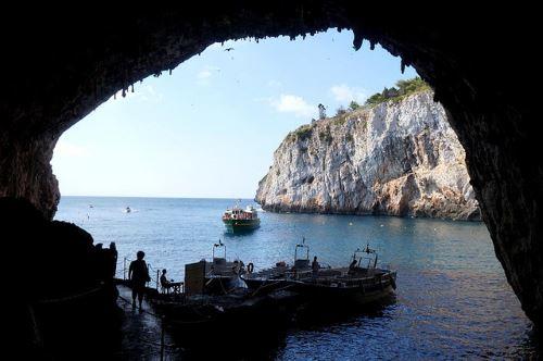 Grotta Zinzulusa Castro