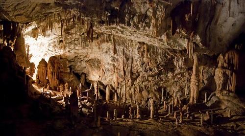 grotte di postumia slovenia